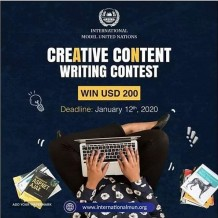 Creative Content Writing Contest