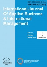 International Journal of Applied Business and International Management