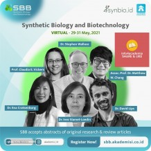 Synthetic Biology and Biotechnology Conference 2021 (SBB 2021)