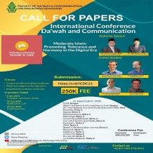 International Conference Da'wah and Communication
